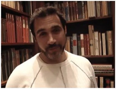 Adrian Paul CNNiReport video by Chris Morrow