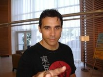 adrian paul at Comic Con 2009