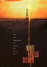 Adrian Paul stars in Nine Miles Down